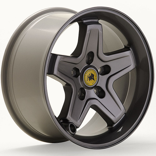 AEV Pintler Alloy Wheel - Argent