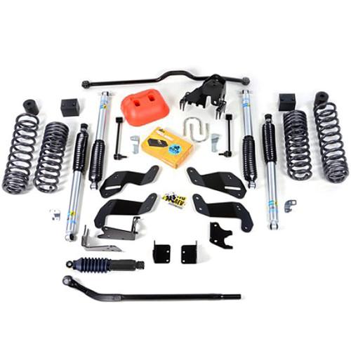 "AEV JK DualSport SC 4.5"" 4-door suspension kit"