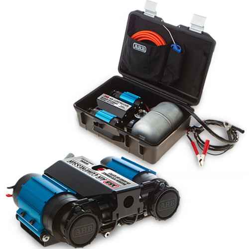 ARB 12v Portable Twin Compressor