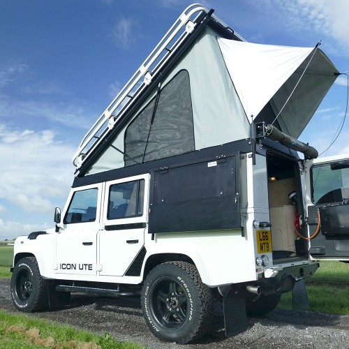 ALU-CAB Icarus Lift-Up Roof Conversion