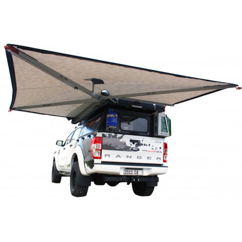 Alu-Cab Shadow Awning