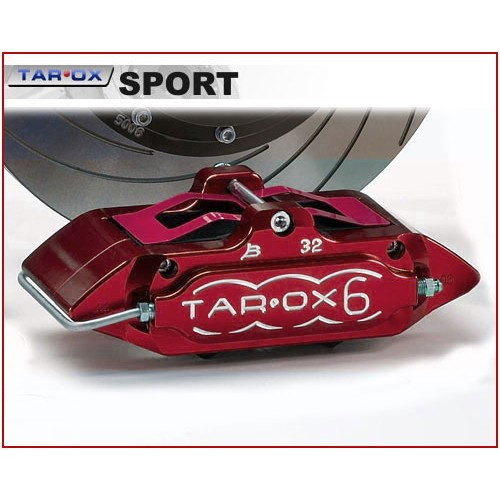 Tarox High Performance Brake System for Defender 110 & 90 Front TD5 and TDCi