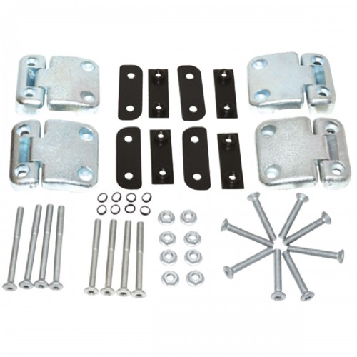 Defender 2nd row door hinge kit