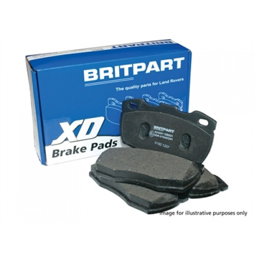 XD Brake Pads for Range Rover L405 and RR Sport REAR