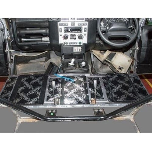 Dynamat seat box Kit Defender 2007 onwards