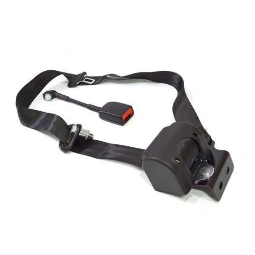 Front Defender 2 Door LEFT HAND Seatbelt Reel & Buckle
