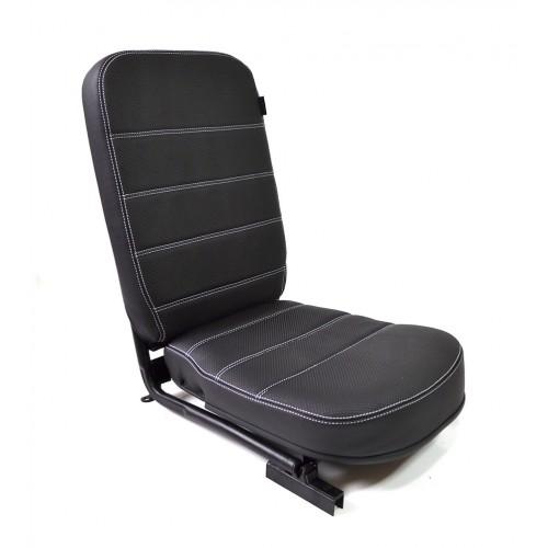 Front Defender Seat Centre - Black Span-Mondus - 2007