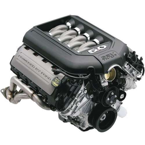 5.0 litre V8 Ford Mustang COYOTE Crate Engine 412bhp