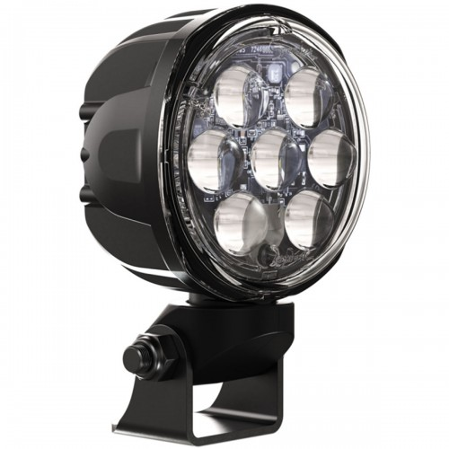 "JW Speaker LED Work Light 4415  3.5"" Round Pedestal Mount Trapezoid Pattern"