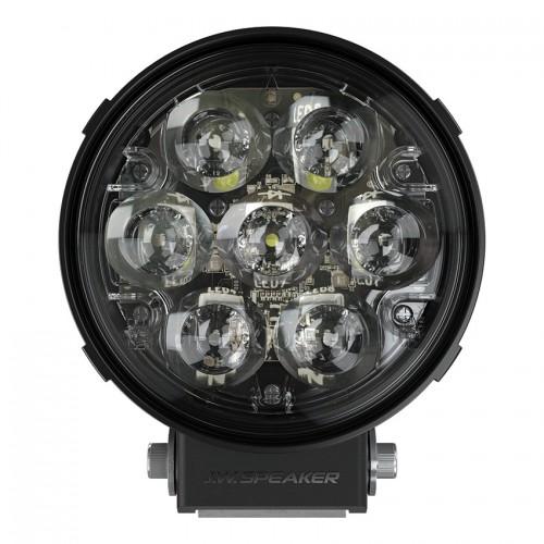 """JW Speaker LED Auxiliary Light 3001R  6"""" Pencil Beam"""
