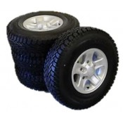 Take Off Wheels and Tyres for Land Rover (1)