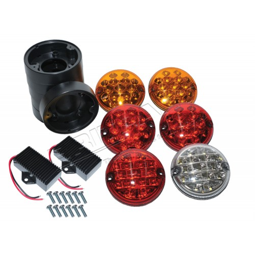 Defender North American Specification (NAS) Rear LED Upgrade Kit