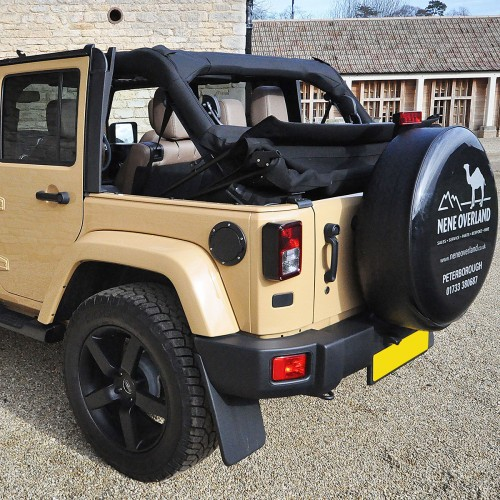 Jeep Wrangler Soft Top 4 door