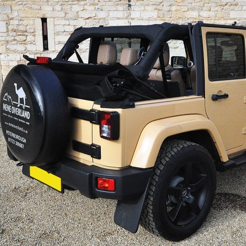 Jeep Wrangler Soft Top 2 door