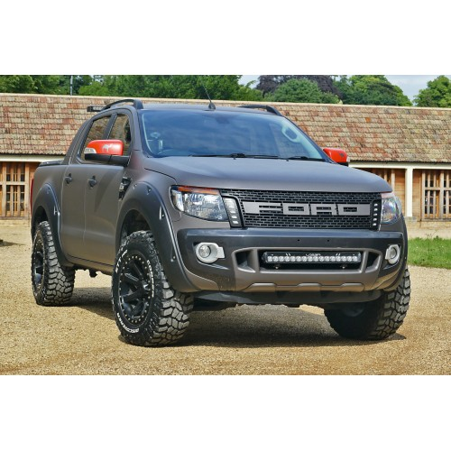 Ford Ranger Volcano Smooth Raptor Coat