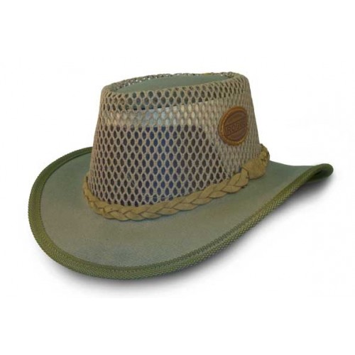 Rogue Olive Airhead Canvas Hat