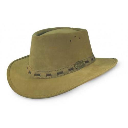 Rogue Suede Khaki Hat
