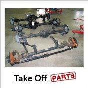 Take Off Axle and Suspension Parts for Jeep (0)
