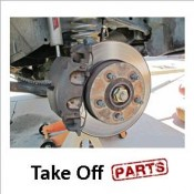 Take Off Braking System Parts for Jeep (0)