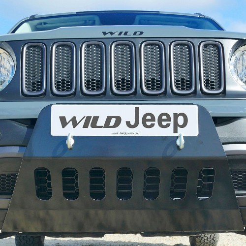 Wild Jeep Renegade Skidplate
