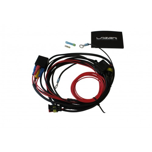 Harness for Double ST/TRIPLE-R