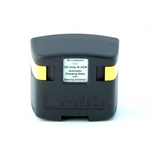 Auxiliary Battery Management Relay