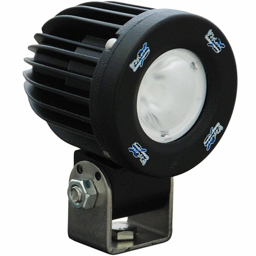 Vision X XIL-SP110 10 Watt Solstice Solo Prime LED Pod with 10° Spot Beam