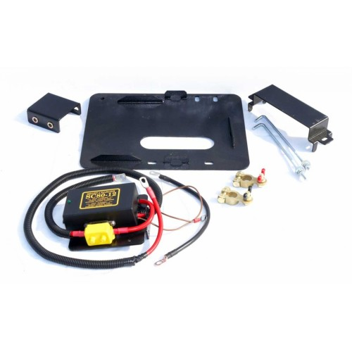 Auxiliary Battery Management Kit for Discovery 4