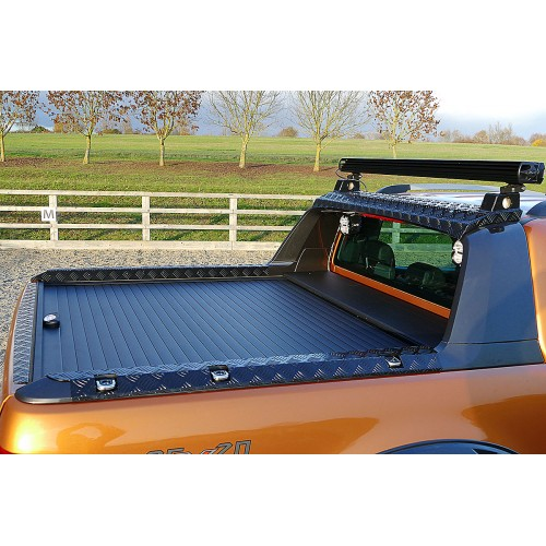 Armadillo Ford Ranger roll top pickup cover