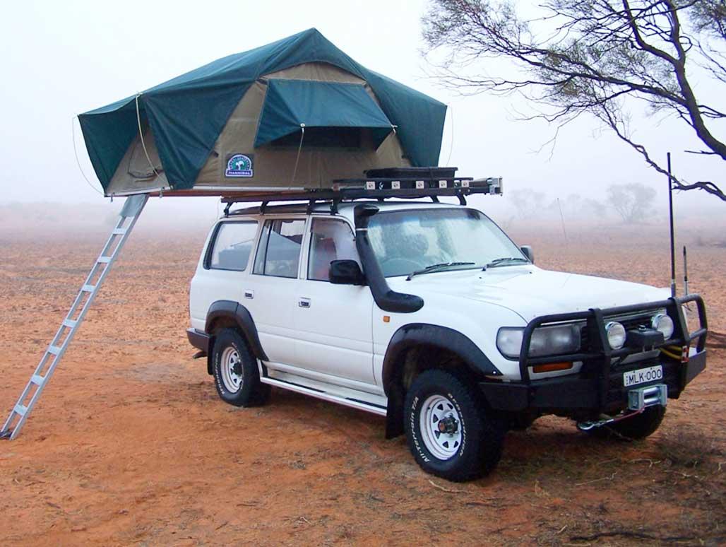 Hannibal 1.2m Deluxe Roof Tent & Roof Tents memphite.com