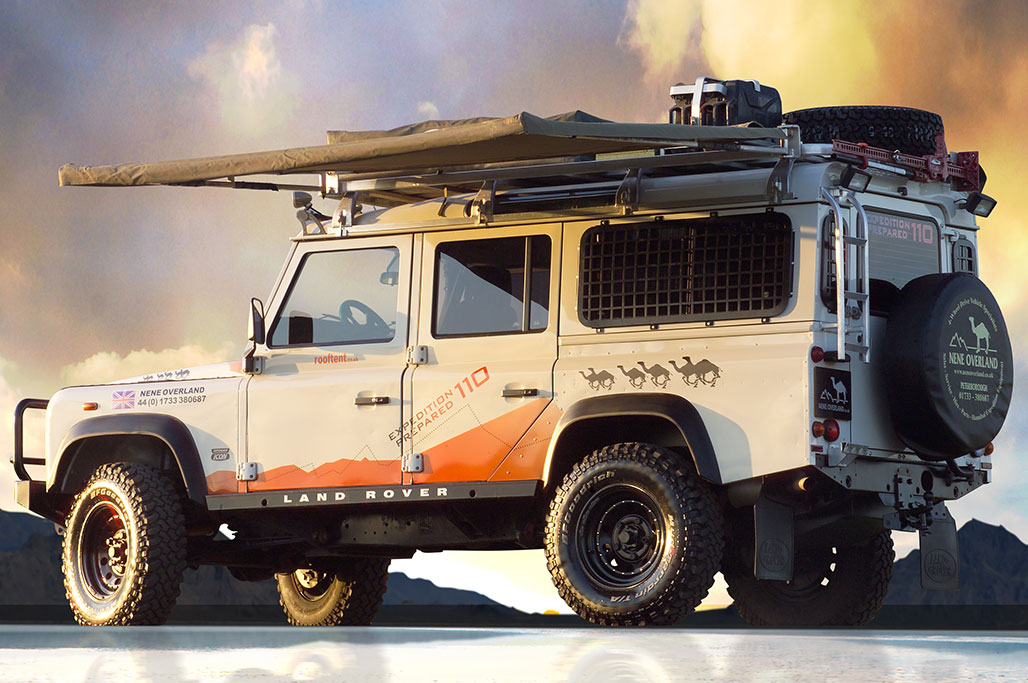 Nene Overland Uk S Largest Independent Land Rover And