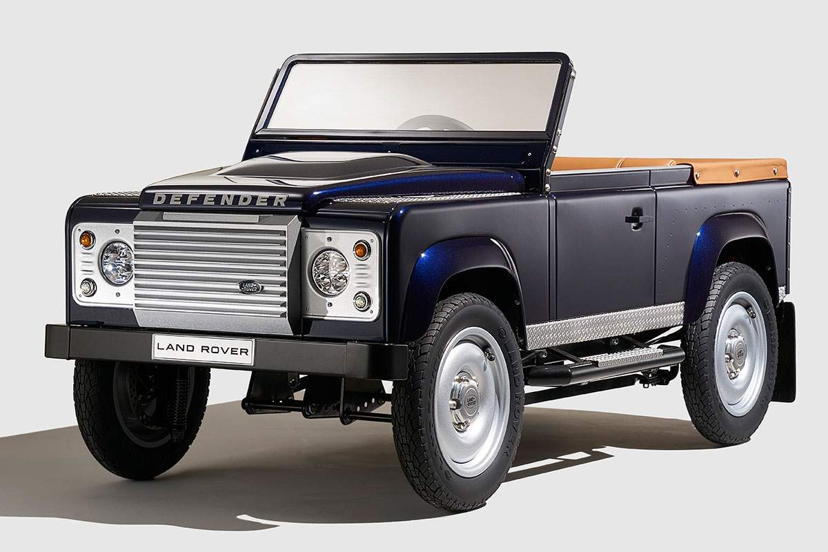 Land Rover Pedal Car For Sale