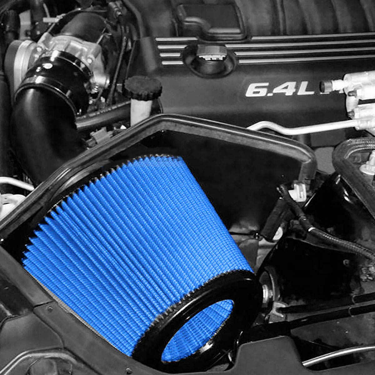 WILD WRANGLER air cleaner