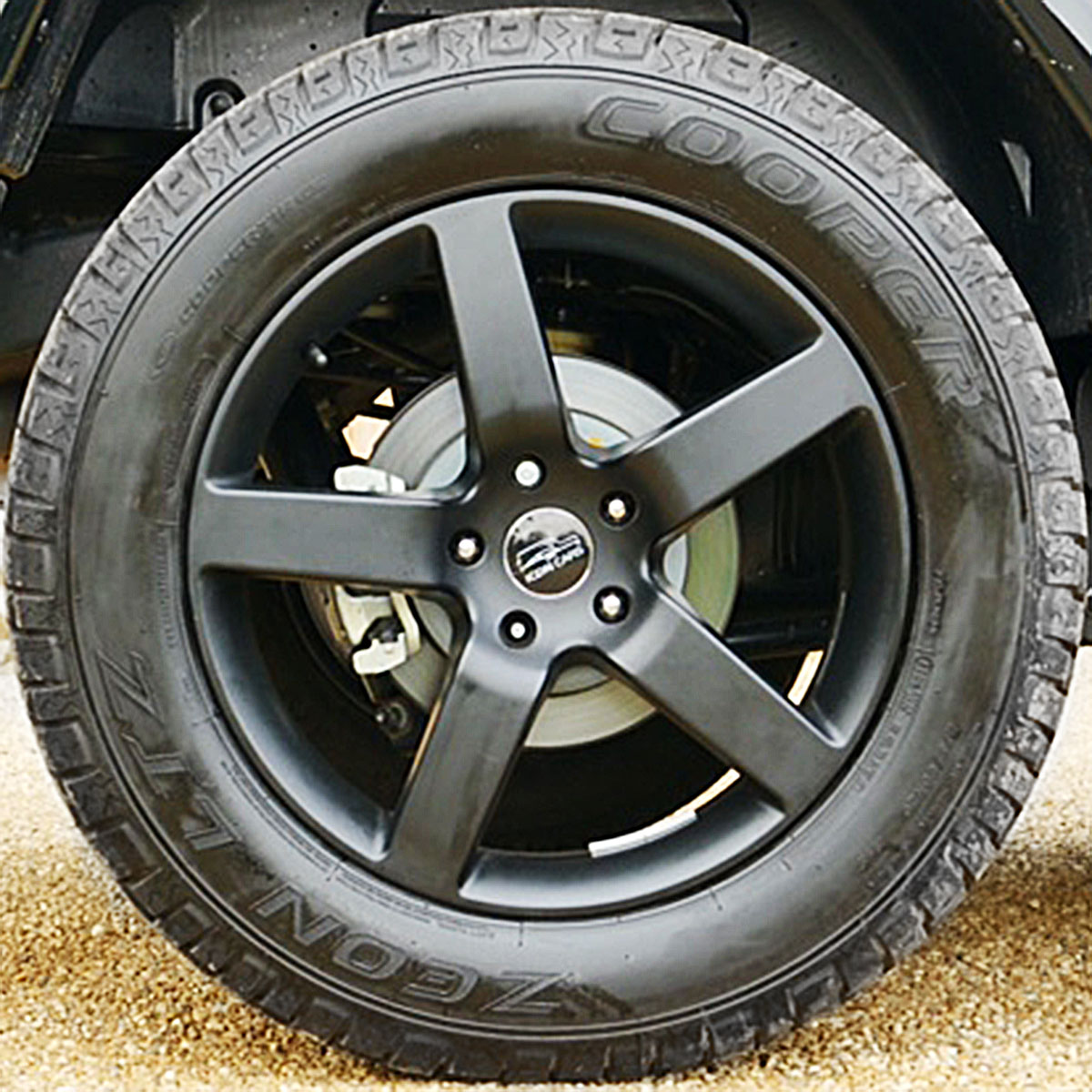 Wild Wrangler 5 Spoke Alloy