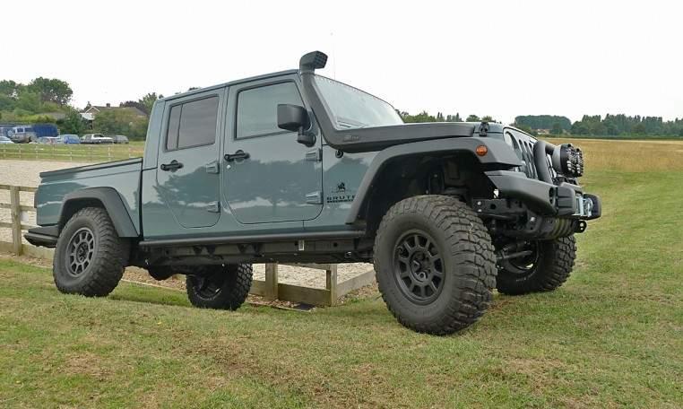 Jeep Wrangler AEV Rubicon BRUTE 3.6 V6 Double Cab Pickup