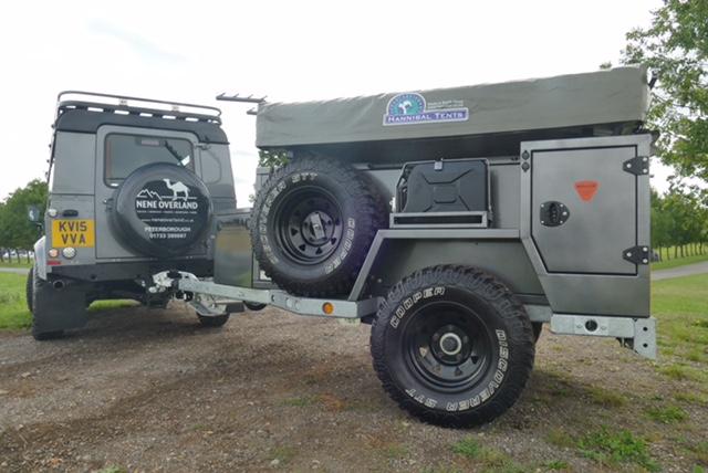 Jeep Wrangler For Sale Uk >> CamelBAC Overland Adventure Trailer