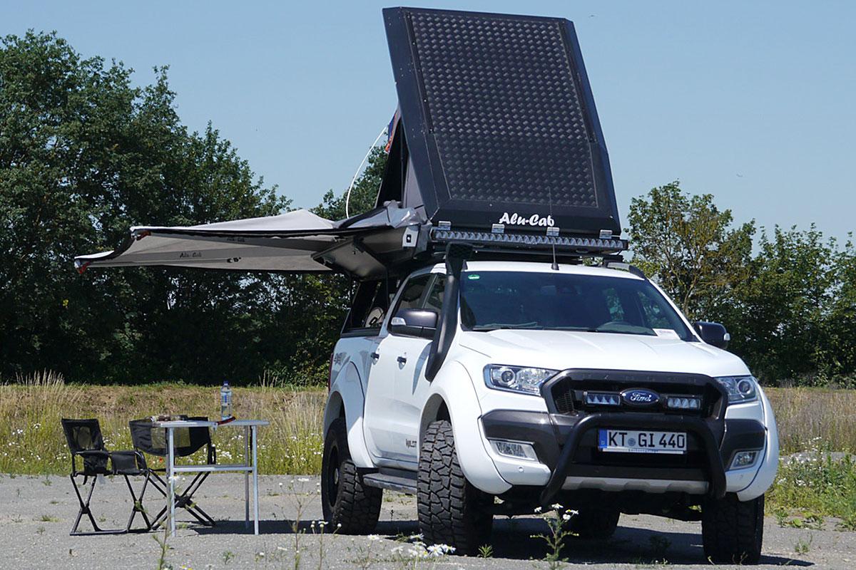 Ford Ranger Explorer Canopy