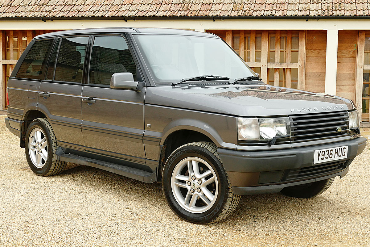 Range Rover P38 25 Dhse Automatic 2000 P 38 Previous Next