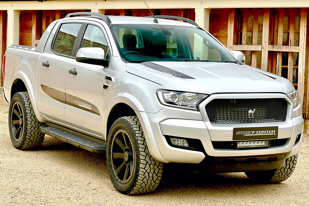 Ford Ranger 32 Wildtrak Street Fighter