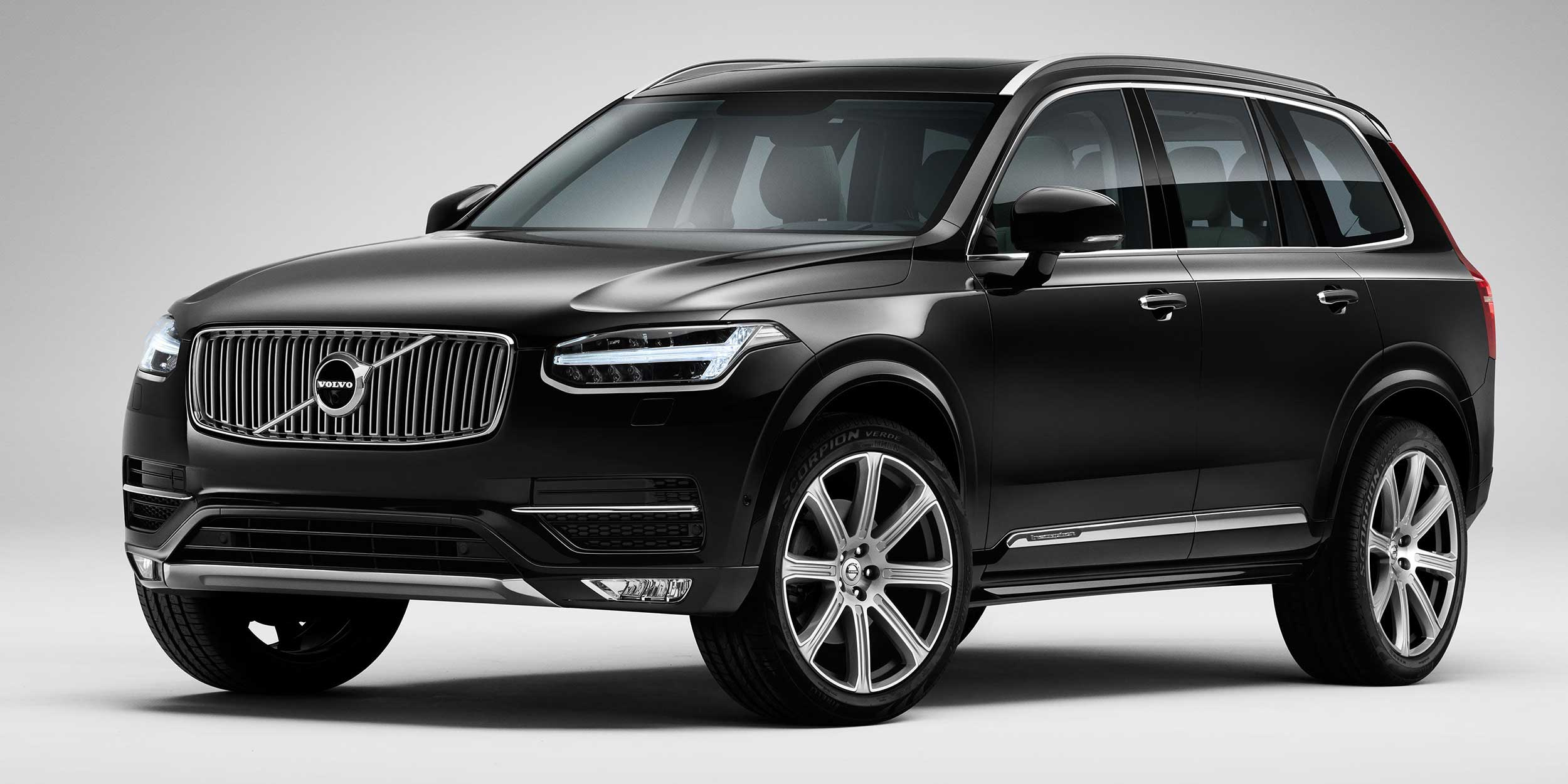 Review the volvo xc90