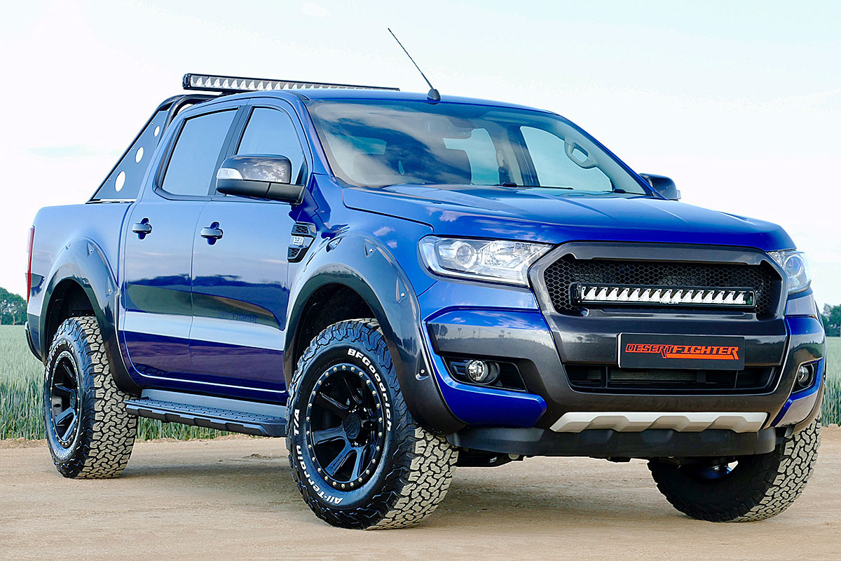 Ford Ranger Desert Fighter
