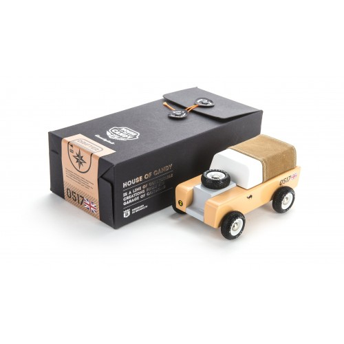 Candylab Toys - Drifter Sahara (brown)