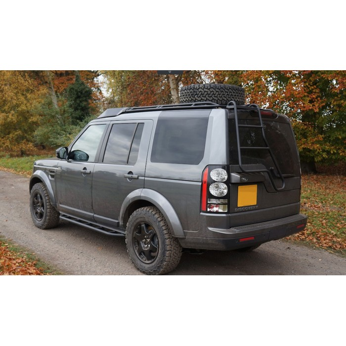 Discovery 3 4 Roof Rack