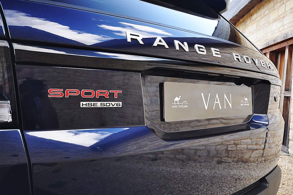 Range Rover Sport Commercial