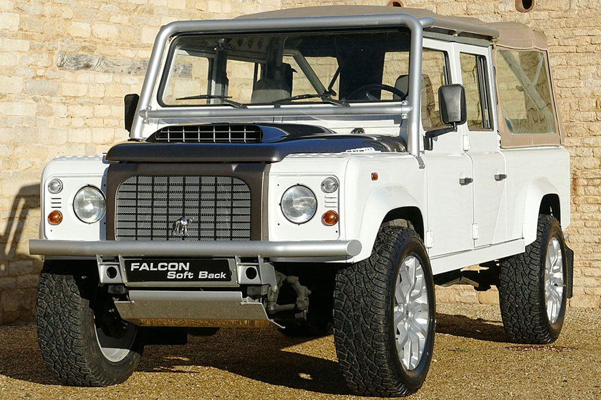 soft top, Defender Falcon