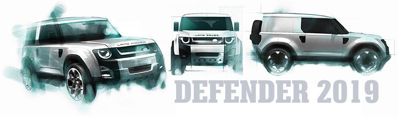 New Defender