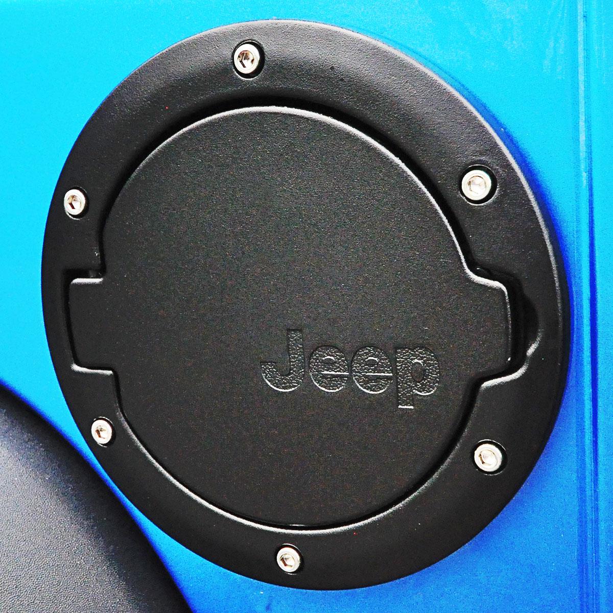 Satin Black Fuel Filler Cap