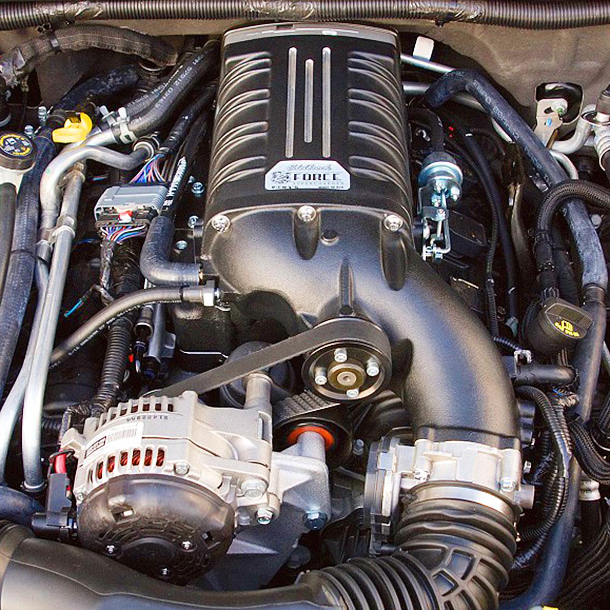 Wild Wrangler V6 Supercharger