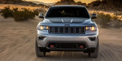 , The new Jeep Grand Cherokee Trailhawk