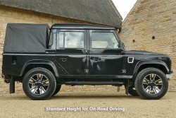 , We now offer VB Air Suspension Systems for Defender 90, 110 and 130